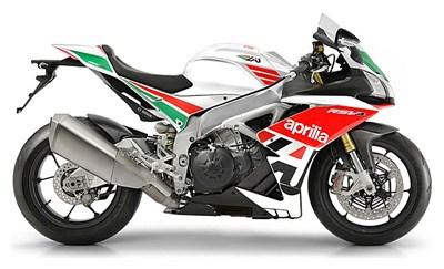 New 2020 Aprilia RSV4 RR Misano