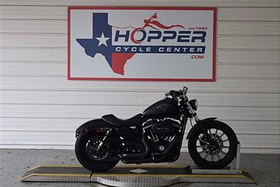 Used 2012 Harley-Davidson® Sportster® Iron 883™