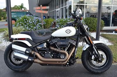 Used 2019 Harley-Davidson® Softail® Fat Bob® 114