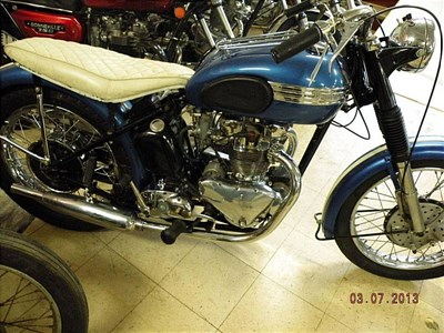 Used 1954 Triumph Tiger 500