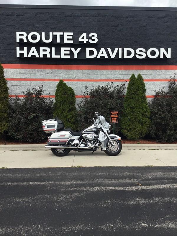 Photo of a 2008 Harley-Davidson® FLHTCU/I Ultra Classic® Electra Glide®