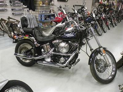 Used 1989 Harley-Davidson® Softail® Custom