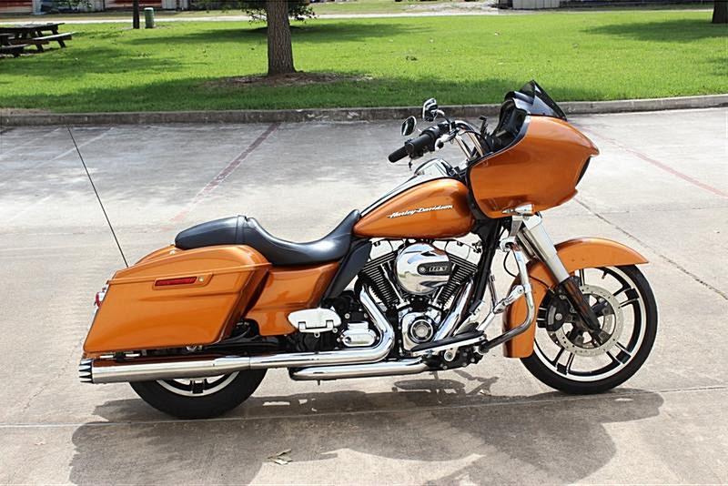 Photo of a 2015 Harley-Davidson® FLTRX Road Glide®