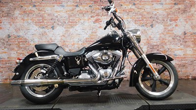 Used 2015 Harley-Davidson® Dyna® Switchback™