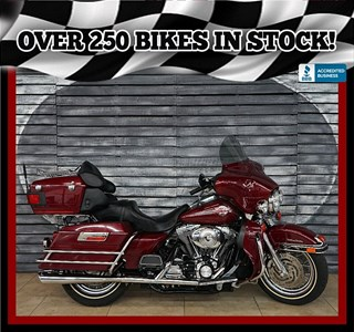 Used 2006 Harley-Davidson® Electra Glide® Ultra Classic®
