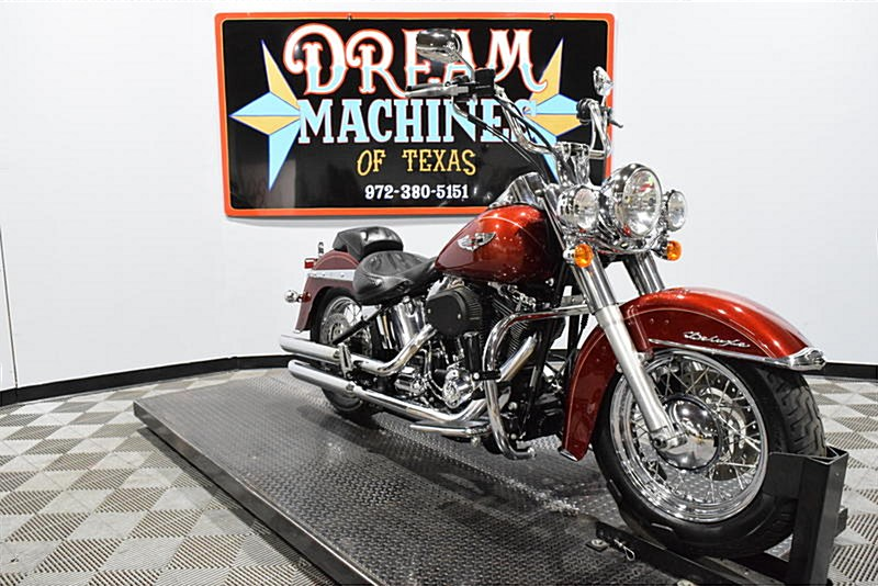 Photo of a 2009 Harley-Davidson® FLSTN Softail® Deluxe