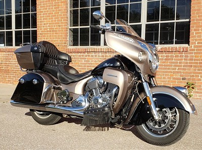 Used 2018 Indian® Motorcycle Roadmaster®