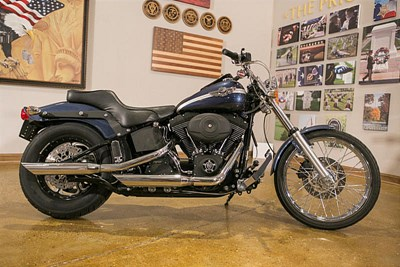 Used 2003 Harley-Davidson® Softail® Night Train®