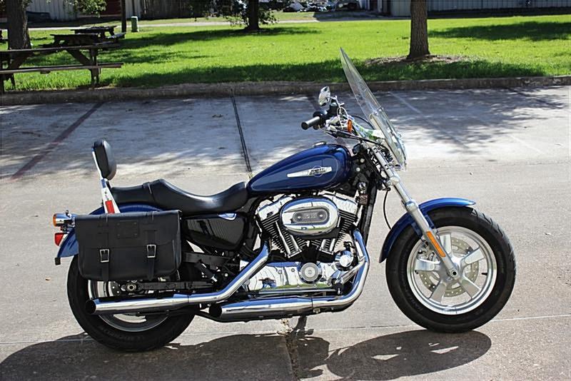 Photo of a 2016 Harley-Davidson® XL1200C Sportster® 1200 Custom