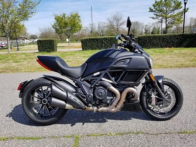 New 2018 Ducati Diavel