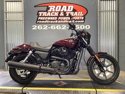Harley Street 500 >> Harley Davidson Street 500 For Sale 271 Bikes Page 1