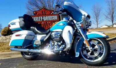 Used 2017 Harley-Davidson® Electra Glide® Ultra Classic®
