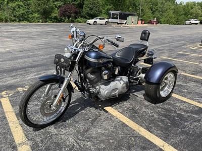 New 2003 Harley-Davidson® Custom Trike