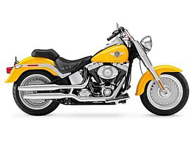 New 2011 Harley-Davidson® Softail® Fat Boy®