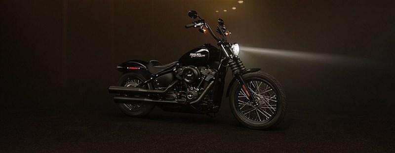 Photo of a 2020 Harley-Davidson® FXBB Street Bob®
