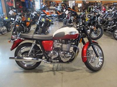 Used 2013 Triumph Bonneville T-100