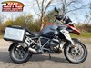 Photo of a 2016 BMW R1200GS
