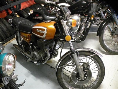 Used 1974 Suzuki Adventurer