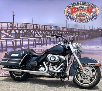 Used 2012 Harley-Davidson® Road King® Police
