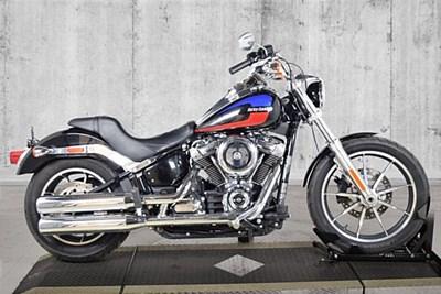 Used 2018 Harley-Davidson® Softail® Low Rider®