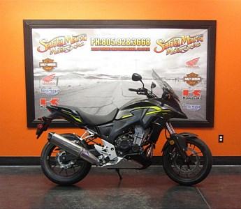 Used 2015 Honda® CB500X