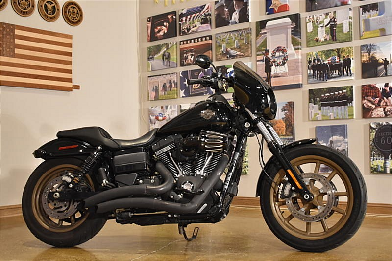 Photo of a 2017 Harley-Davidson® FXDLS Dyna® Low Rider® S