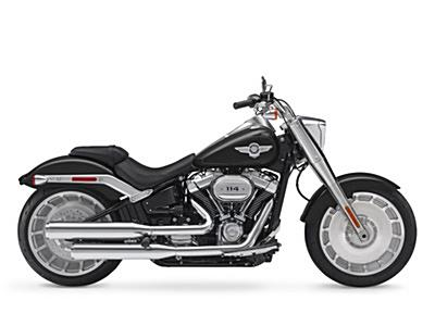 New 2018 Harley-Davidson® Softail® Fat Boy® 114