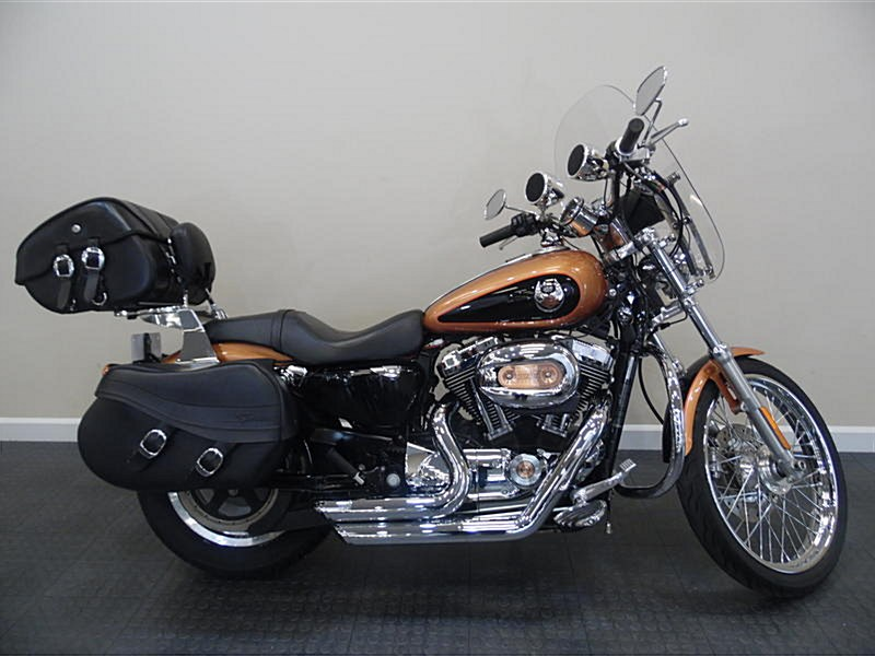 Photo of a 2008 Harley-Davidson® XL1200C Sportster® 1200 Custom