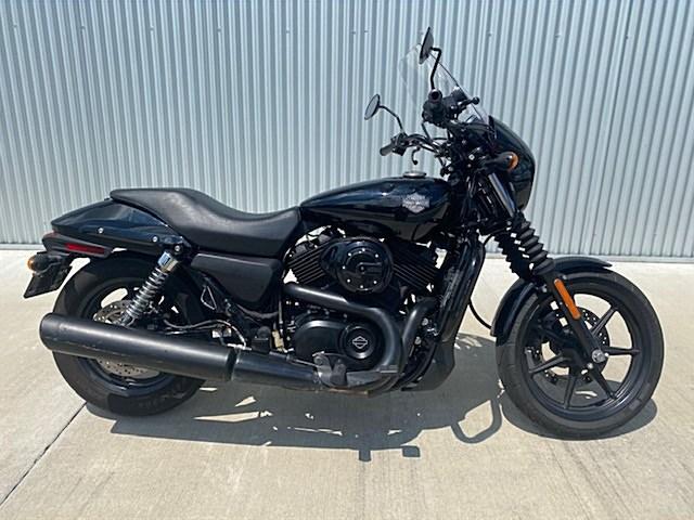 Photo of a 2015 Harley-Davidson® XG500 Street™ 500