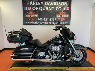 Used 2010 Harley-Davidson® Ultra Classic® Electra Glide® Firefighter/Peace Officer