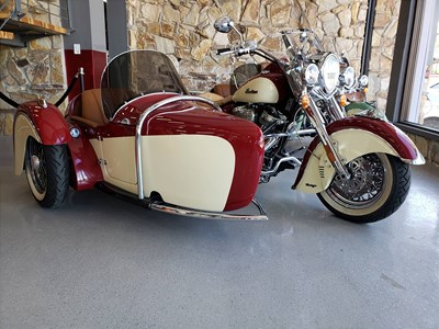 Used 2012 Indian® Chief® Vintage