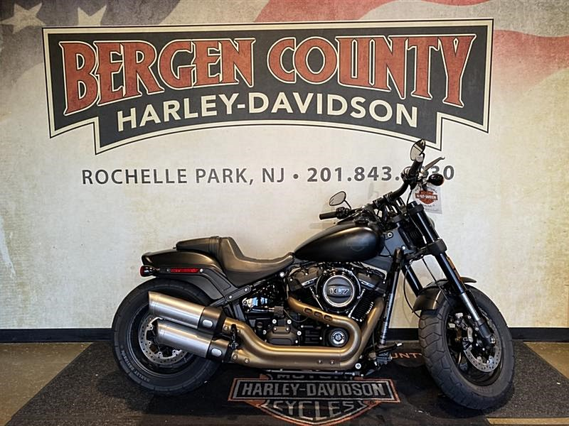 Photo of a 2018 Harley-Davidson® FXFB Softail® Fat Bob®