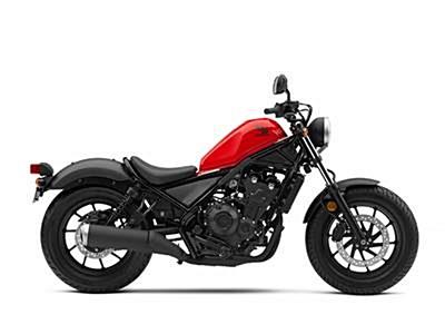 New 2017 Honda® Rebel 500
