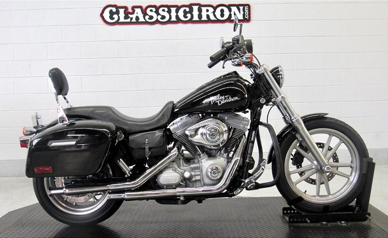 Photo of a 2009 Harley-Davidson® FXD Dyna® Super Glide®