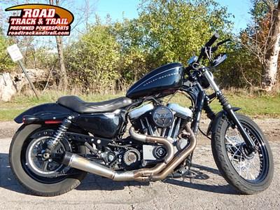 Used 2008 Harley-Davidson® Sportster® 1200 Nightster®