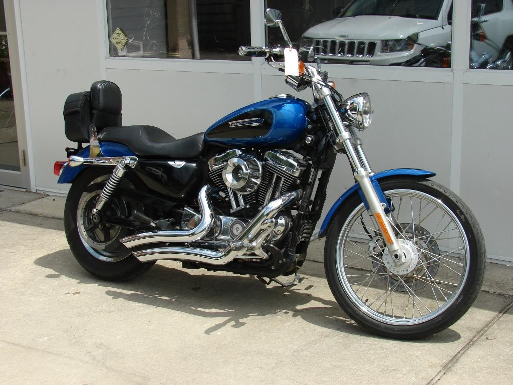 Harley Davidson Sportster Iron  In New Jersey