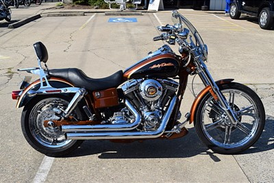 Used 2008 Harley-Davidson® Screamin' Eagle® Dyna® Anniversary