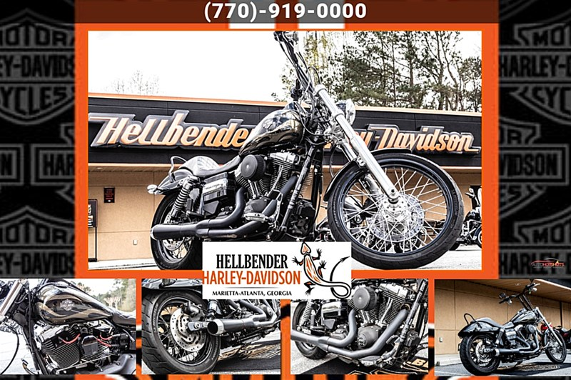 Photo of a 2015 Harley-Davidson® FXDWG Dyna® Wide Glide®