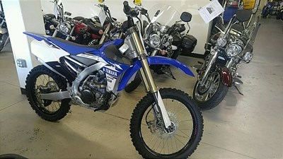 New 2017 Yamaha