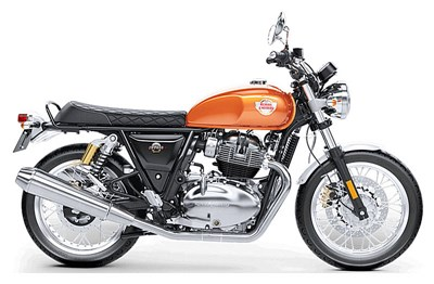 New 2021 Royal Enfield INT 650