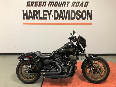 Used 2016 Harley-Davidson® Dyna® Low Rider® S