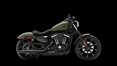 New 2021 Harley-Davidson® Iron 883™