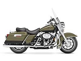 Used 2007 Harley-Davidson® Road King® Firefighter/Peace Officer