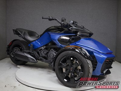 Used 2019 Can-Am Spyder F3-S SE6