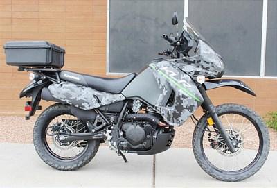 Used 2016 Kawasaki KLR650