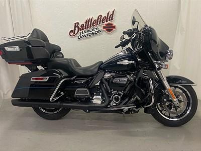 Used 2018 Harley-Davidson® FLHTK Ultra Limited Shrine SE