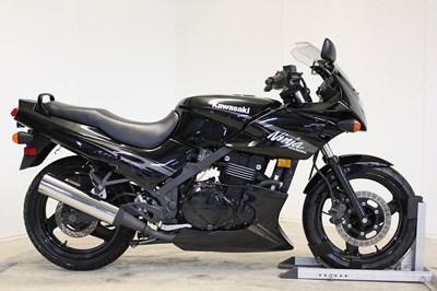 Used 2009 Kawasaki Ninja 500R