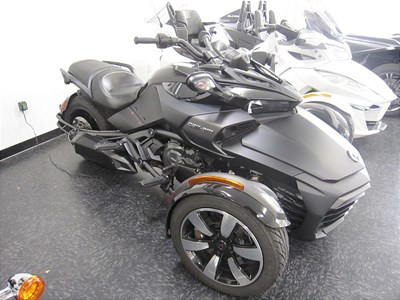 Used 2018 Can-Am Spyder F3 SE6