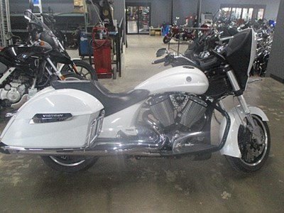 Used 2012 Victory Cross Country®