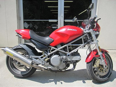 Used 2002 Ducati Monster